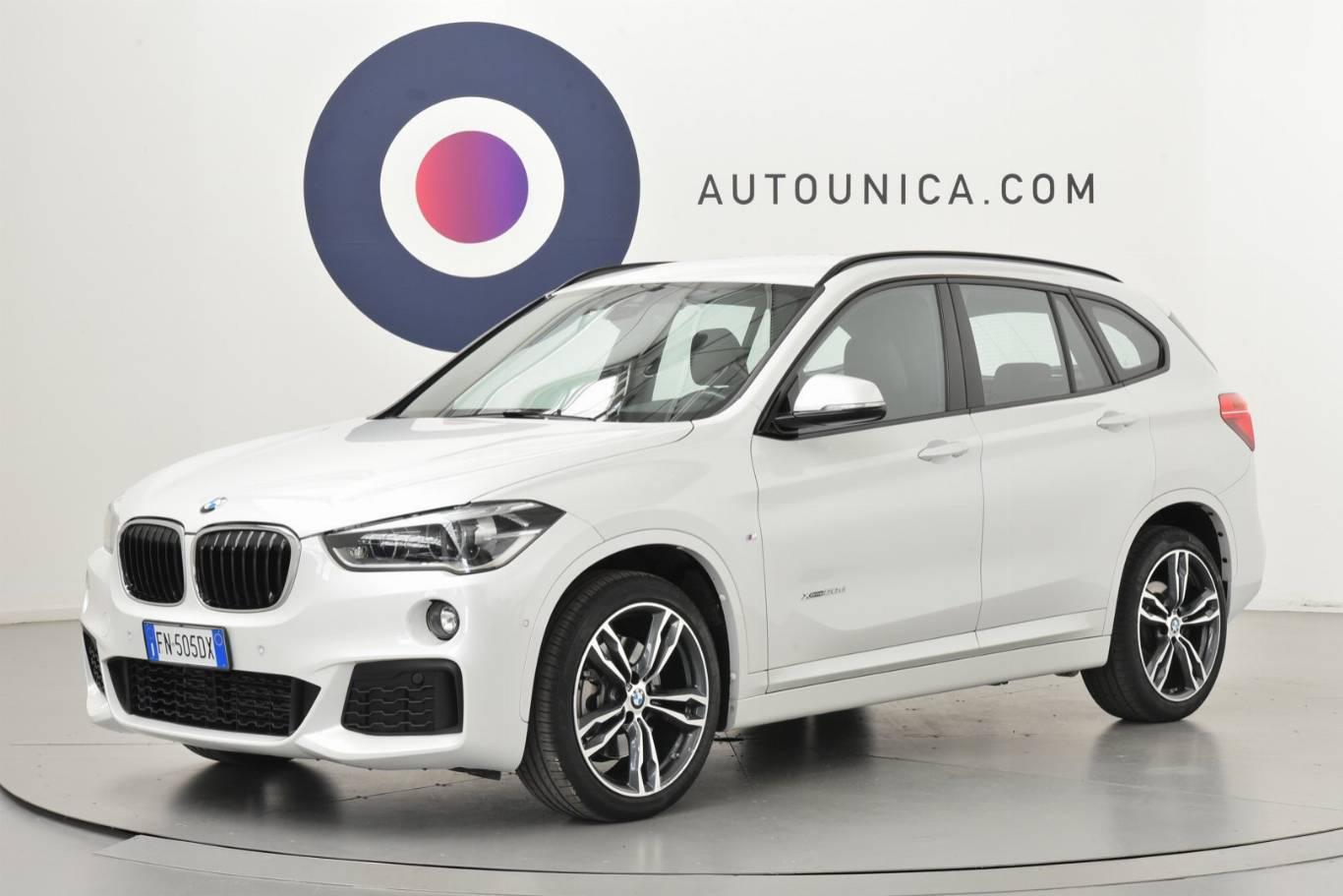 BMW - X1 XDRIVE 20d MSPORT AUTOMATICA NAVI LED