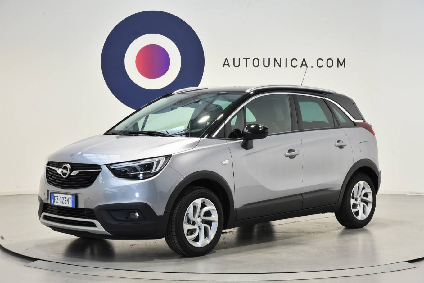 OPEL - Crossland X 1.2 INNOVATION IDEALE PER NEOPATENTATI KM 0