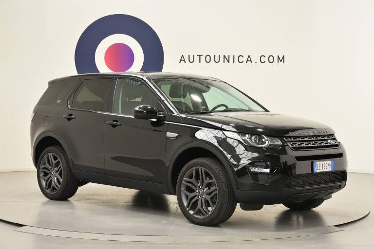 LAND ROVER Discovery Sport 29