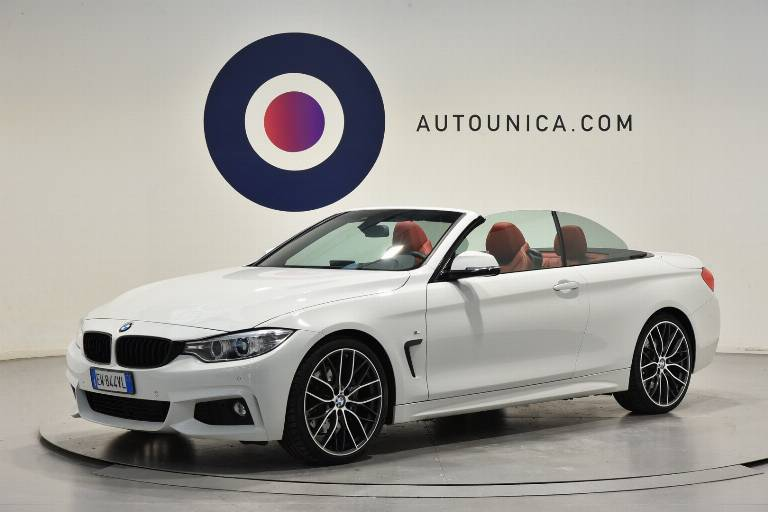 BMW 435 1