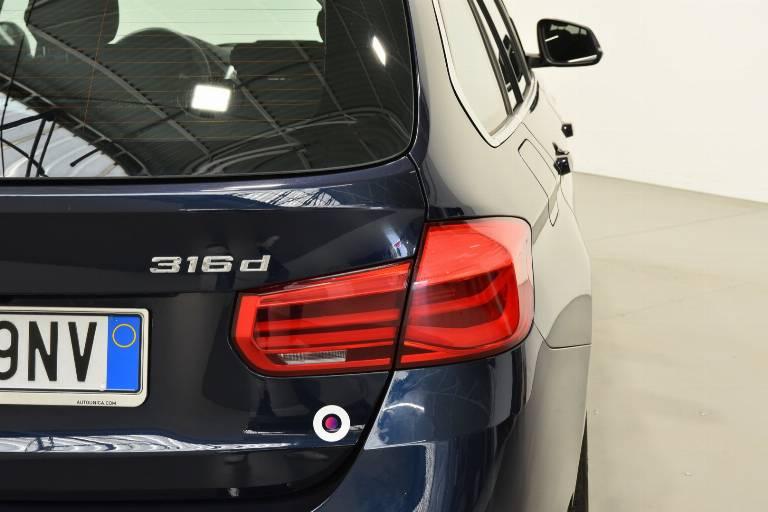 BMW 316 18