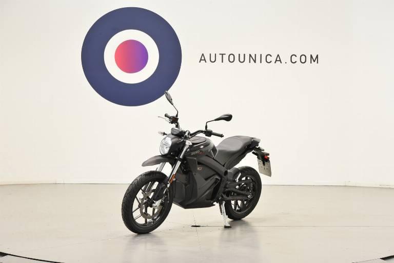 ZERO MOTORCYCLES ZERO DSR 1
