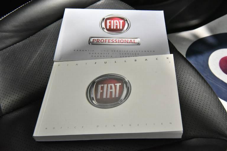 FIAT Fullback 44