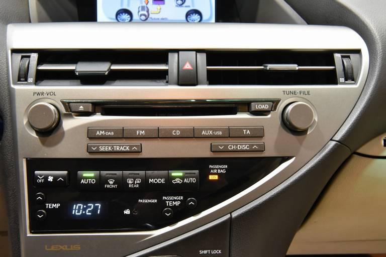 LEXUS RX 450h 9