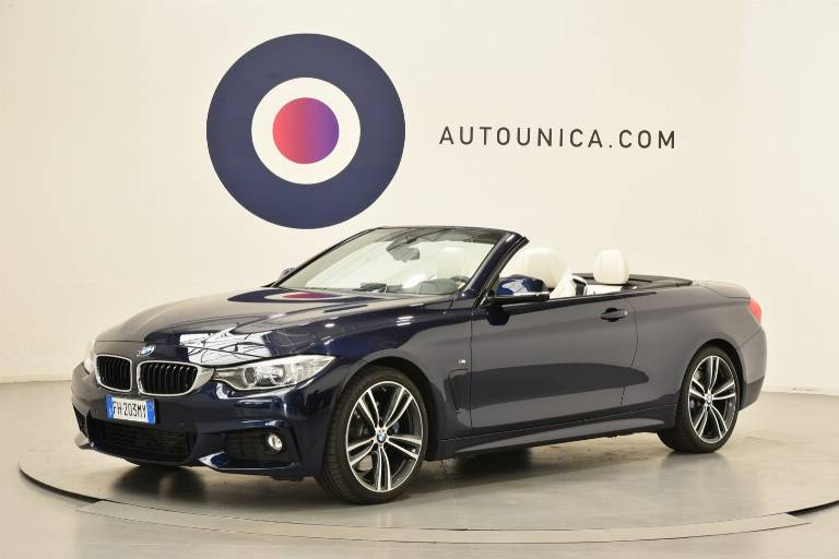 BMW 420 1