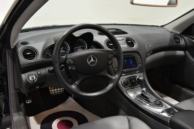 MERCEDES-BENZ SL 350 3