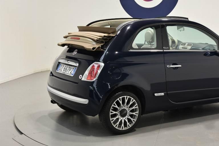 FIAT 500C 18
