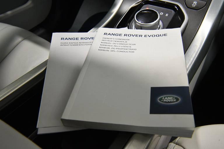 LAND ROVER Range Rover Evoque 40