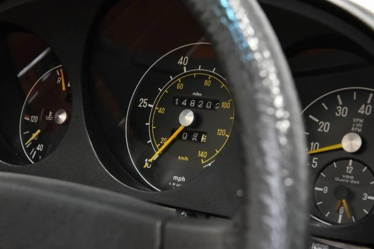 MERCEDES-BENZ SL 450 7