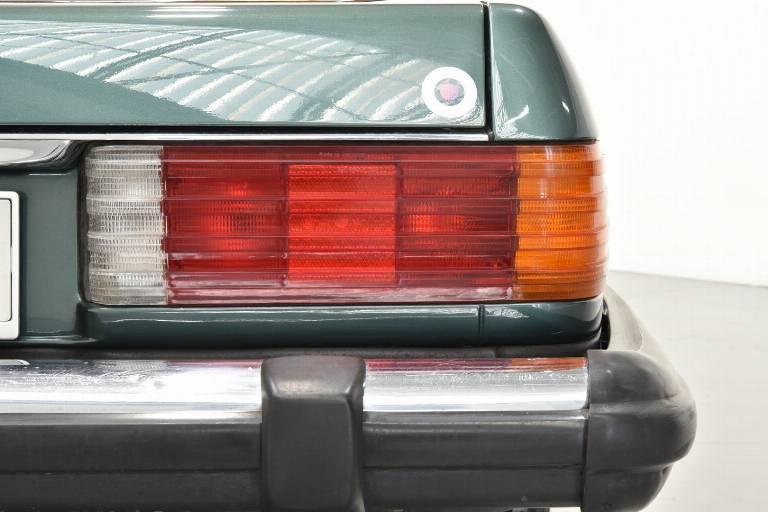 MERCEDES-BENZ SL 380 17