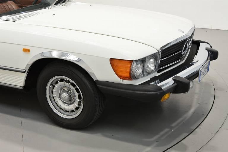 MERCEDES-BENZ SL 450 50