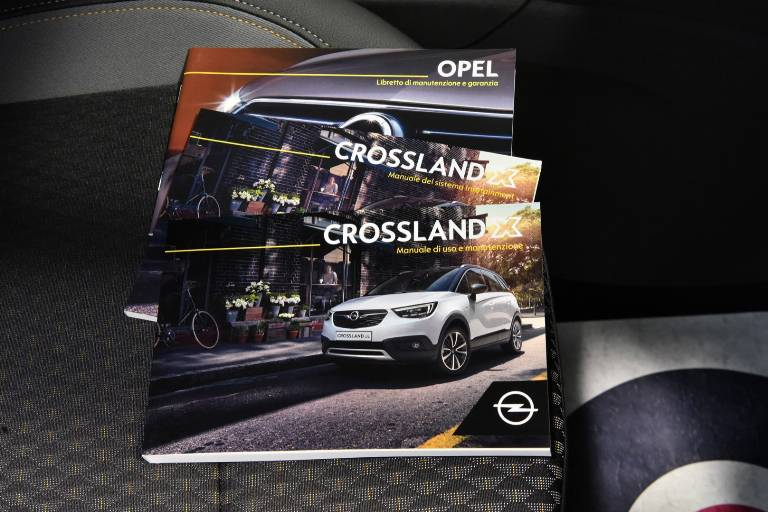 OPEL Crossland X 54
