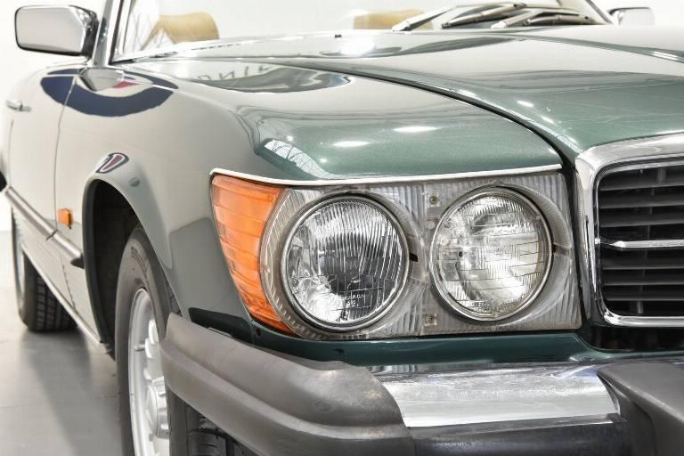 MERCEDES-BENZ SL 380 59