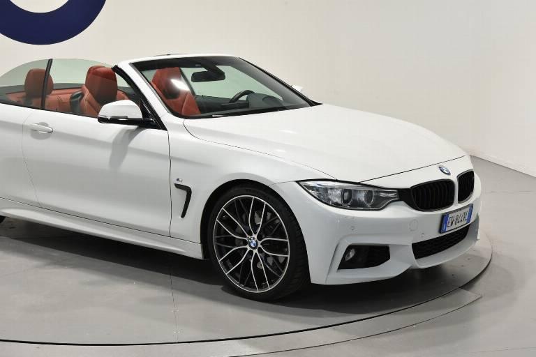 BMW 435 16