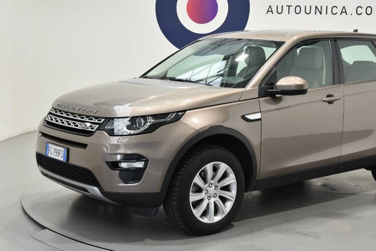 LAND ROVER Discovery Sport 36