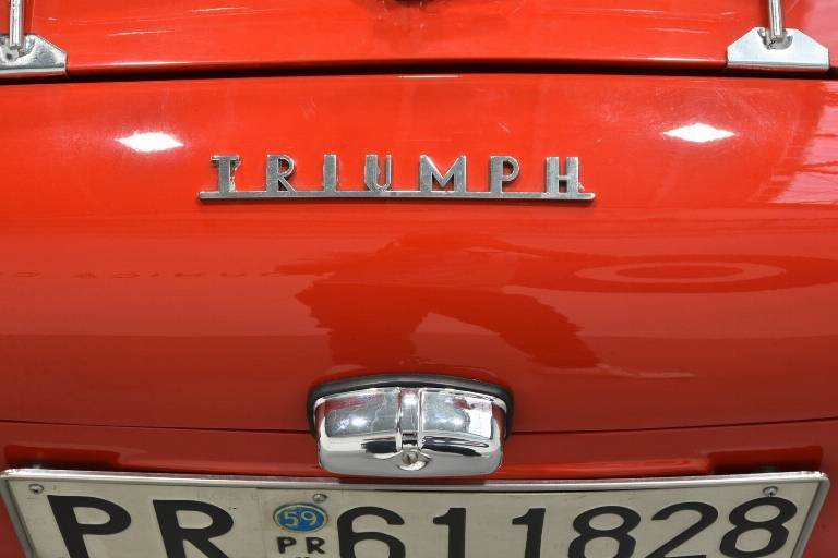 TRIUMPH TR3 53