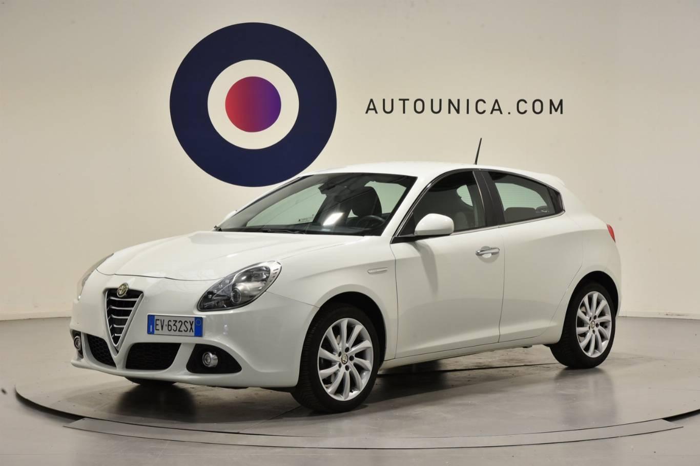 ALFA ROMEO - Giulietta 1.4 TURBO 120 CV GPL DISTINCTIVE