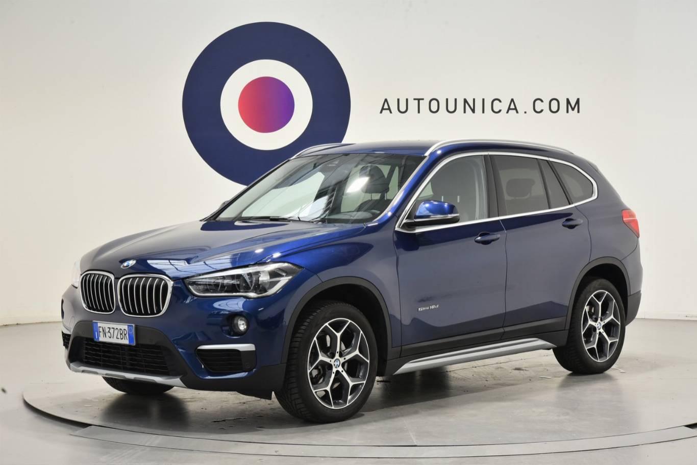 BMW - X1 SDRIVE 18D XLINE UNIPROPRIETARIO